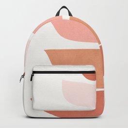 Abstract Minimal Shapes IV Backpack