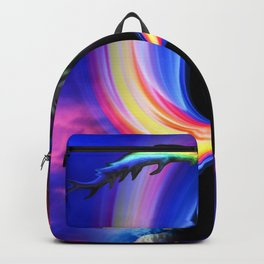 Heavenly apparition 2 Backpack