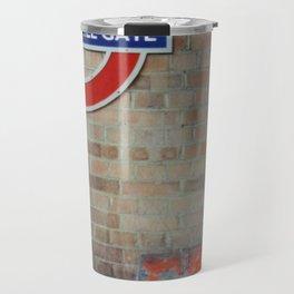 London - Notting Hill Gate Travel Mug
