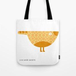KOKORO (orange) Tote Bag