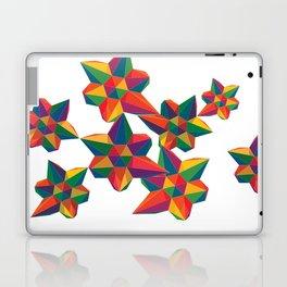 Hexagon Explosion Laptop & iPad Skin
