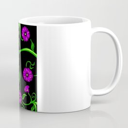 Morning Glory Nouveau Coffee Mug