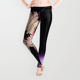 The Great WAVE Eggplant Purple Leggings
