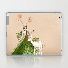 Mori girl Laptop & iPad Skin