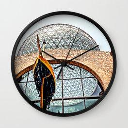 Dalí Museum Wall Clock