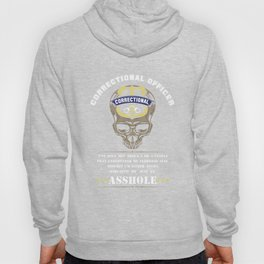 Proud Correctional Officer Hoody