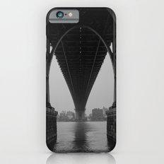 Williamsburg Bridge Underbelly iPhone 6s Slim Case