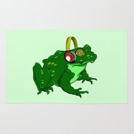 Bullfrog Rug