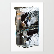 j&j with love Art Print