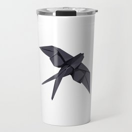 Origami Swallow Travel Mug