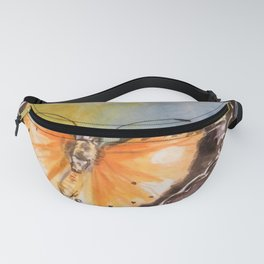 Butterfly Surprise Fanny Pack