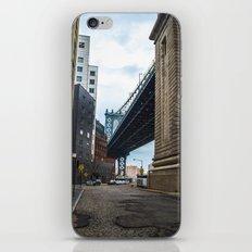 Welcome to DUMBO iPhone & iPod Skin