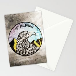 6° ALPINI Stationery Cards