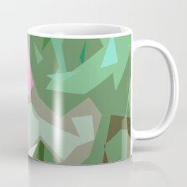Abstract Camouflage Coffee Mug