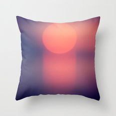 BOKEH 1 Throw Pillow