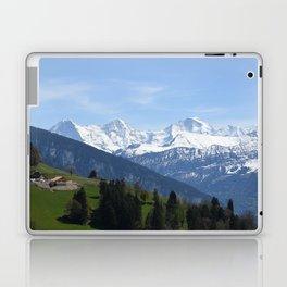 Eiger Bernese Oberland Switzerland Laptop & iPad Skin