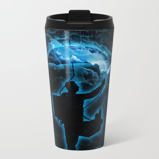 The Storm Breaker  Metal Travel Mug