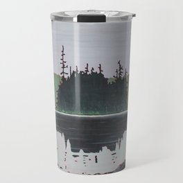 Ouse Lake, Algonquin Park Travel Mug
