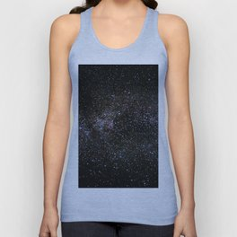 Milky Way Stars Unisex Tank Top