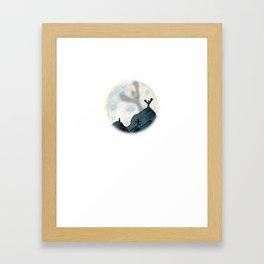 Moondance Framed Art Print