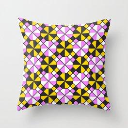 Phillip Gallant Media Design - Design LXXXIX Throw Pillow