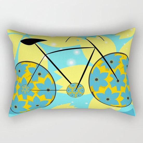 Magical ride Rectangular Pillow