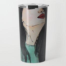 A Cold Breeze Travel Mug