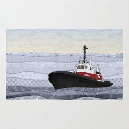 Tugboat Rug