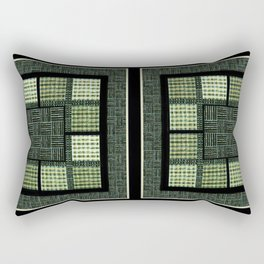 Buddah series 7 Rectangular Pillow