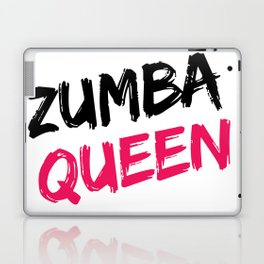Zumba Queen Laptop & iPad Skin
