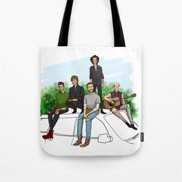 FOUR Tote Bag