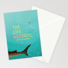 The Life Aquatic Stationery Cards