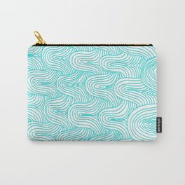 vagues Carry-All Pouch