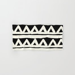 Tribal Chevron Stripes Hand & Bath Towel