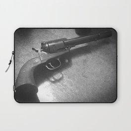 Waiting Revolver Laptop Sleeve