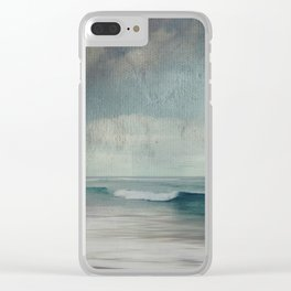AtlantiC Bliss Clear iPhone Case