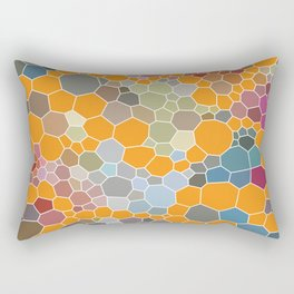 Exprimental Pattern XXIII Rectangular Pillow