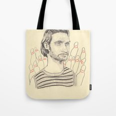 Billy Brown from Buffalo 66 Tote Bag