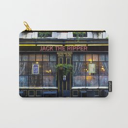 Jack the Ripper Pub Carry-All Pouch