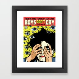 TFTS | Boys Framed Art Print