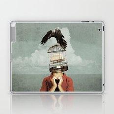 metaphorical assistance Laptop & iPad Skin