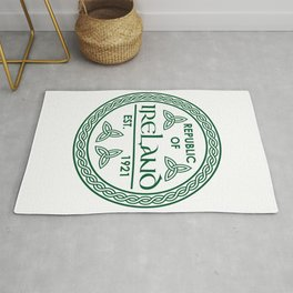 Republic of Ireland - EST. 1921 St.Patrick's Day Awesome Shirt Rug