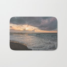 Those sunsets that wish you hope.. Bath Mat