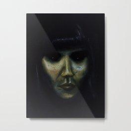 Dark Whispers Metal Print