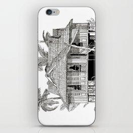 Rumah Kampung (Large) iPhone Skin