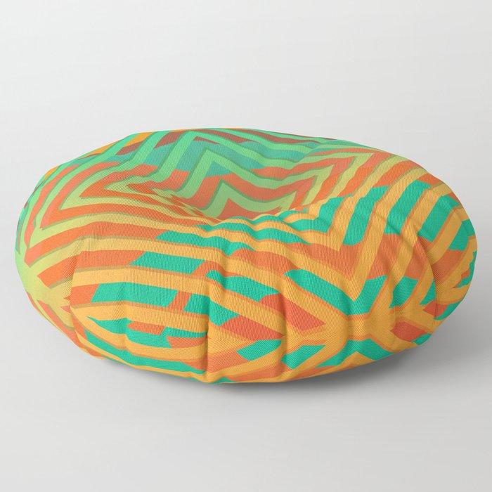 TOPOGRAPHY 2017-021 Floor Pillow