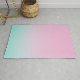 Sweet Candy Abstract Rug
