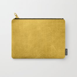 Sunshine Gold Carry-All Pouch