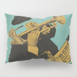 ABSTRACT JAZZ Pillow Sham
