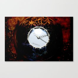 TimeComp Canvas Print